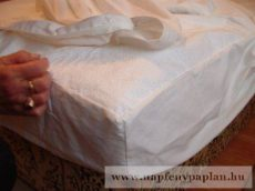Sabata STANDARD Körgumis matracvédő (100x200)