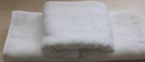 Szállodai minőségű frottír törölközők