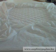Elizabeth körgumis matracvédő (80x200)