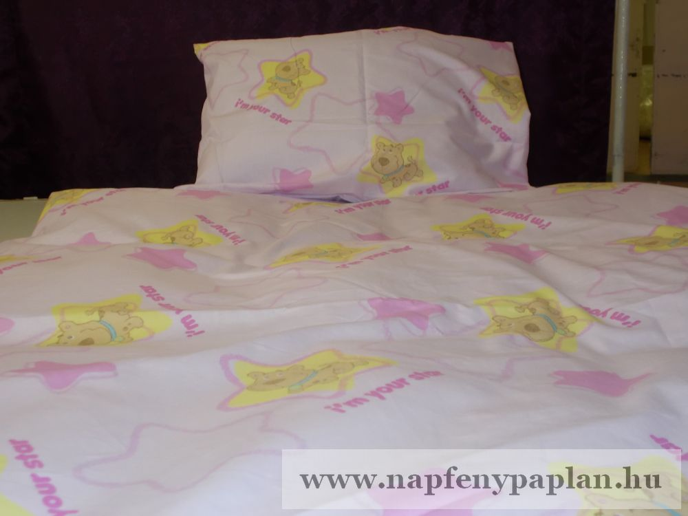 Scooby-Doo rózsaszín pamut ágyneműhuzat garnitúra (2 részes 23a10b3862